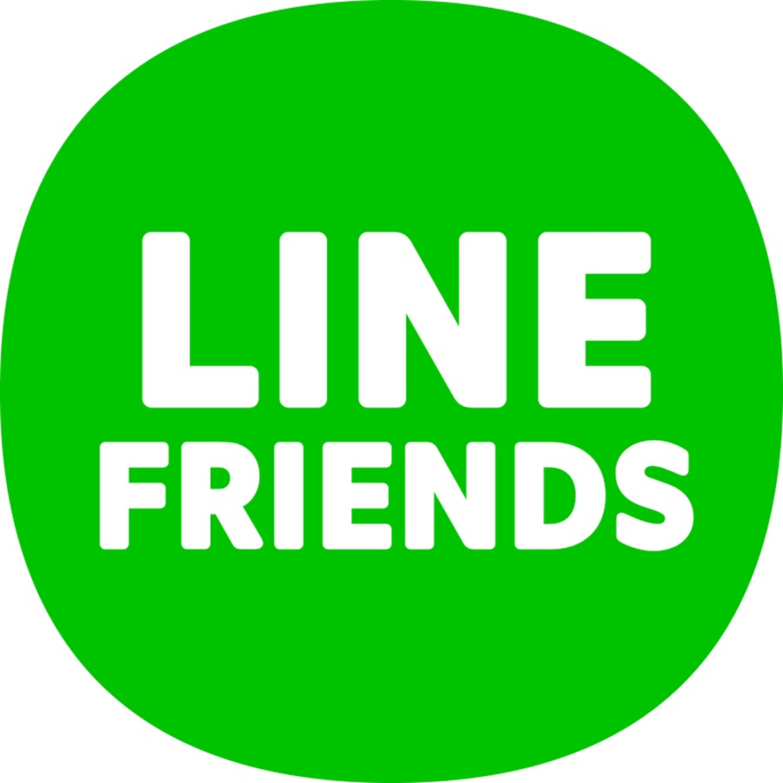 Line Friends Logo