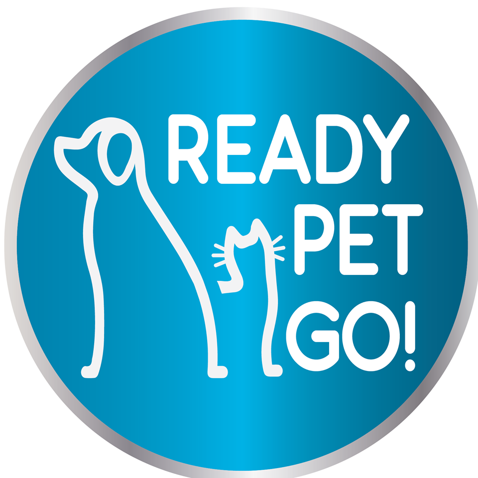 Ready Pet Go! Logo